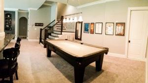 Billiards Room in Davidson NC