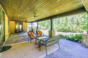 Huntersville Custom Porch Builder