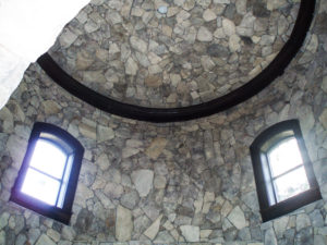Interior Stone Entryway Built in Lake Norman / Denver NC