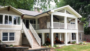 Covered Porch Builder in Lake Norman