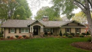 Ranch Transformation on Lake Norman