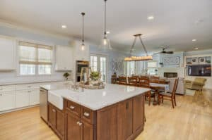 Contractor for Custom Homes in Huntersville, NC