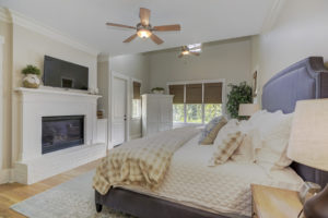 Master Suite from Fineline Construction