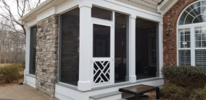 Screen Porch from Fineline Construction in Fort Mill, NC