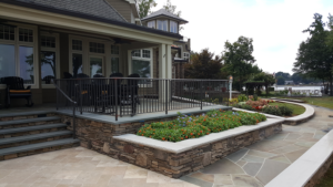 Patio and Deck Renovation in Lake Norman