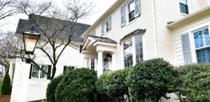 Contractor Reinvents Home Entrance in Myers Park